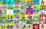 Detské omaľovánky pre deti online